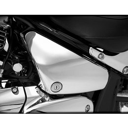 Chrome Show Side Covers For Suzuki Boulevard C50 M50 Vl800