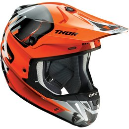 Thor Verge Vortechs Helmet Orange