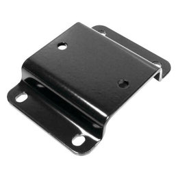 KFI ATV Winch Mounting Kit For KFI Winches For Arctic Cat Black 100500 Black