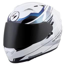 Scorpion EXO-T1200 EXOT 1200 Mainstay Full Face Helmet White