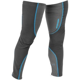 Firstgear Mens 37.5 Basegear Wind Blocking Leg Warmers Pair Black