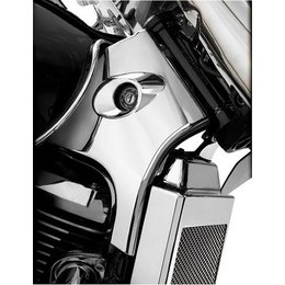 Chrome Show Neck Trim For Suzuki Boulevard C50 M50 Vl800