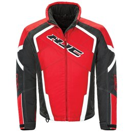 HJC Mens Storm Snowmobile Jacket Red