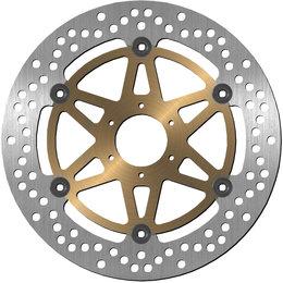 Bikemaster Front Brake Rotor For Honda CB600F 693 Unpainted