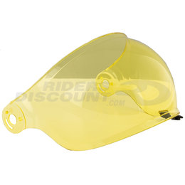 Bell Powersports Bullitt Bubble Helmet Shield Transparent