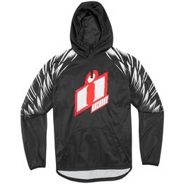 Icon Mens La Mesa Under Jacket Pullover Hoody Black