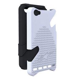 Black, White Alpinestars Bionic Case For Iphone 4 Black White
