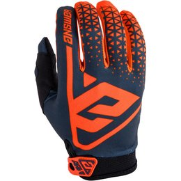 Answer Racing Mens AR-1 AR1 Gloves Orange