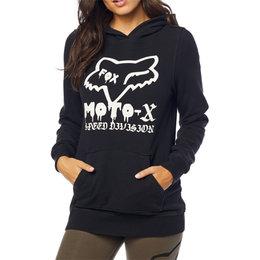 Fox Racing Womens Drip Pullover Hoody Black