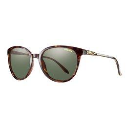 Yellow Tortoise/grey Green Smith Optics Womens Cheetah Sunglasses 2014 Yellow Tortoise Grey Green