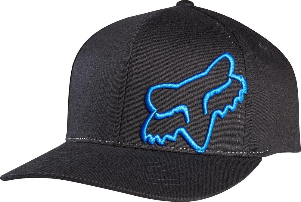 ... netherlands best price fox racing mens flex 45 flexfit hat black eec70  a2fa1 ee958 87f58 ... 0f21daca0941