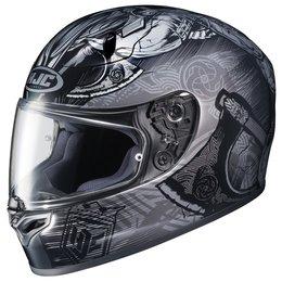 HJC FG-17 FG17 Valhalla Full Face Motorcycle Helmet
