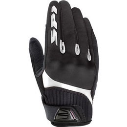 Spidi Sport Womens G-Flash Textile Gloves Black