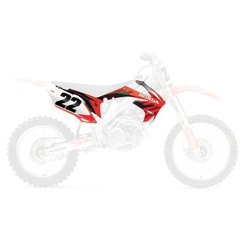 $69 95 Factory Effex Bike Graphics EVO 9 Shroud And #942334