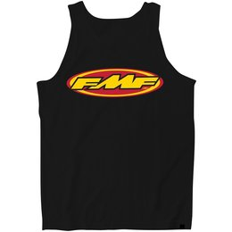 FMF Mens The Don Tank Top Black
