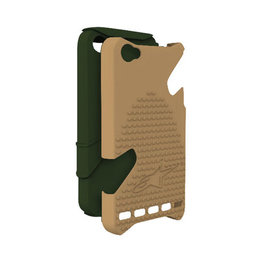 Green, Brown Alpinestars Bionic Case For Iphone 4 Green Brown