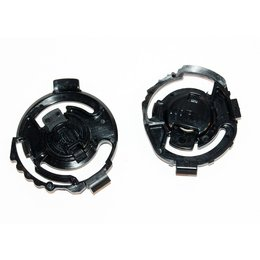 Black Nolan Replacement Shield Mechanism Pivot Kit For N42 Open Face Helmet