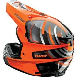 Thor Verge Vortechs Helmet Orange