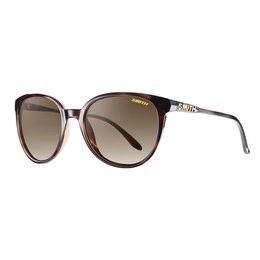 Tortoise/brown Smith Optics Womens Cheetah Sunglasses With Polar Grad Lens 2014 Tortoise Brown