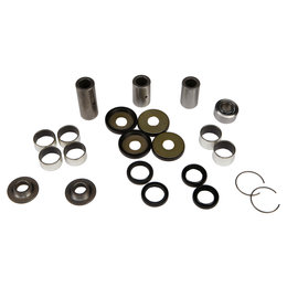 All Balls Swing Arm Linkage Bearing And Seal Kit For Yamaha Raptor 660R YFM660R Unpainted