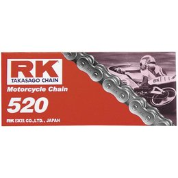 Natural Rk Chain 520 Standard Street 104 Links