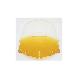 Memphis Shades Windshield Standard W/Hole Yellow For Honda GL1800