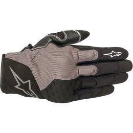 Alpinestars Mens Kinetic Textile Gloves Black