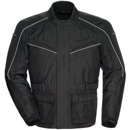 Black Tour Master Mens Saber 4.0 Textile Jacket 2014