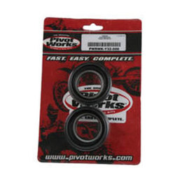 N/a Pivot Works Atv Wheel Bearing Kit Rear For Yamaha Raptor 350