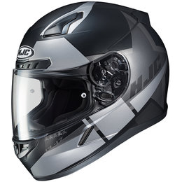 HJC CL-17 CL17 Boost Full Face Motorcycle Helmet With Flip Up Shield Black