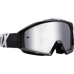 Fox Racing Youth Main Race Goggles Black