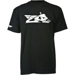 Black Fly Racing Mens Primary T-shirt 2015