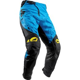 Thor Mens Fuse Bion MX Pants Blue