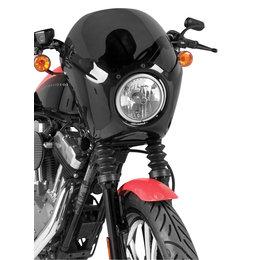 Gloss Black Arlen Ness Direct Bolt On Fairing For Harley Davidson 2004-2012