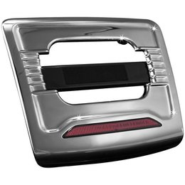 Kuryakyn License Plate Trim Panel With Run-Brake Accent Light For Hon GL1800/ABS