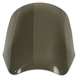 Conelys Repl Windshield For Retro T Sport 14 In Dk Smk For H-D Mid/Narrow Glide