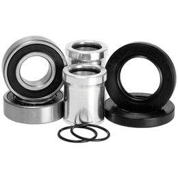 N/a Pivot Works Waterproof Collar Kit Rear For Honda Xr650l 01-07