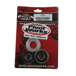 N/a Pivot Works Wheel Bearing Kit Rear For Honda Xr650l 93-08