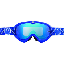 Blue Dragon Alliance X Paisley Goggles With Clear Lens 2013
