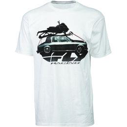 White Fly Racing Mens Priorities T-shirt 2015