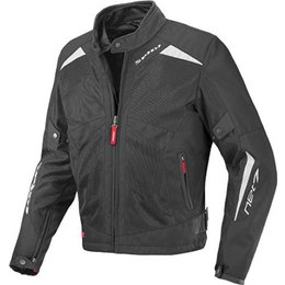 Spidi Sport Mens Net 7 Mesh Jacket Black