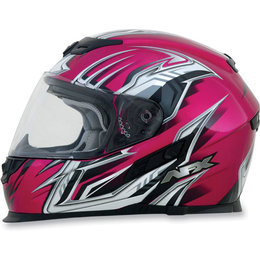 Fuchsia Afx Womens Fx-120 Fx120 Multi Full Face Helmet