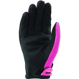 Thor Mens Spectrum Textile MX Motocross Riding Gloves Pink