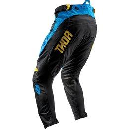 Thor Mens Fuse Bion MX Pants Blue