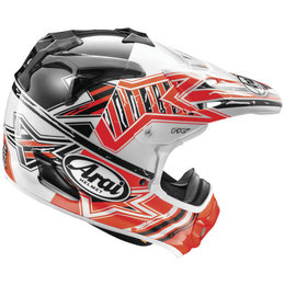 Arai VX-Pro4 Shooting Star Helmet Red