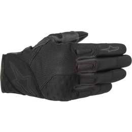 Alpinestars Mens Kinetic Textile Gloves Black