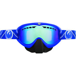 Blue Dragon Alliance X Paisley Snow Goggles With Ionized Lens 2013