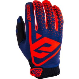 Answer Racing Mens AR-1 AR1 Gloves Red