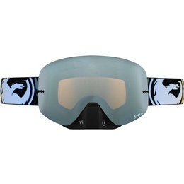Black Dragon Alliance Nfx Chronic Goggles With Grey Ionized Lens 2013