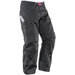 Black Answer Womens Mode Ar Over The Boot Convertible Pants 2015 Us 2